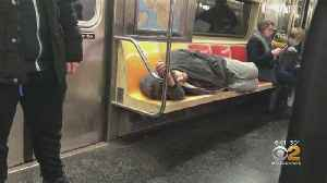 De Blasio, City On Hot Seat Over Homeless In The Subways [Video]