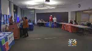 Resource Fair Held At The United Way For Furloughed Workers [Video]