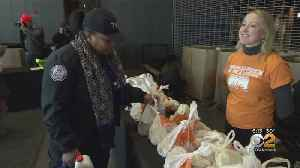 Food Pantries In Demand As Government Shutdown Continues [Video]