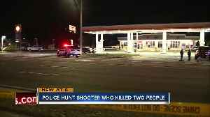 Two dead, one injured in shooting at St. Petersburg gas station; search for shooter continues [Video]