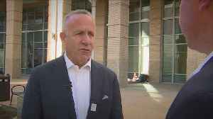 Mayor Darrell Steinberg Talks Ron Burkle Announcement [Video]