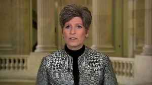 Iowa Sen. Joni Ernst Divorce Documents Detail Allegations of Abuse and Affairs [Video]