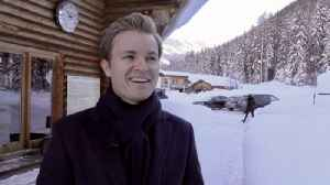 News video: Bringing F1 thinking to Davos