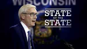 Gov. Tony Evers delivers his first State of the State address [Video]