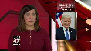 State of the Union will NOT be held in Michigan [Video]