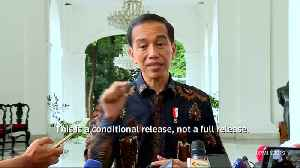 Indonesia backtracks on unconditional release of terror-linked cleric [Video]