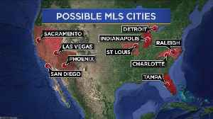 Sacramento Not Alone In Their Bid For A MLS Team [Video]