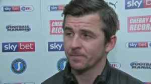Barton: We're showing our quality [Video]