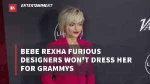 Bebe Rexha Has A Serious Fashion Issue [Video]