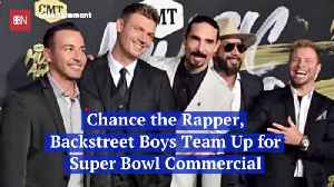 News video: A Super Music Team For A Super Bowl Much Anticipated Commercial