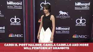Who Will Be Performing At The Grammys [Video]