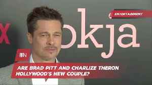 Will Brad Pitt And Charlize Theron Be A Power Couple [Video]