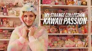 Pia's life is total kawaii overload [Video]