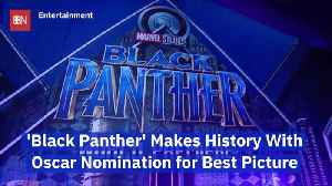 Will Black Panther Be The Oscars Best Picture In 2019 [Video]