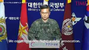 South Korea Accuses Japan of 'Clear Provocation' by Flying Too Close to Its Warship [Video]