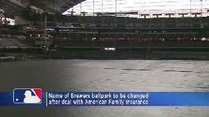 Insurance Giant Takes Over Naming Rights For Miller Park [Video]