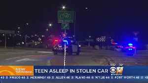 Suspect Steals Vehicle With Teen Inside At Gas Station In Fort Worth [Video]