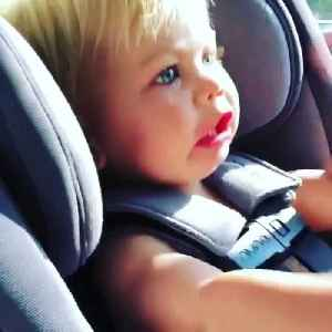 Baby Boy Teases Mom by Refusing to Say