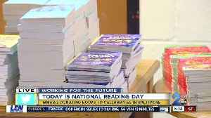 Baltimore City students will receive books on Nat'l Reading Day [Video]