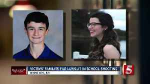 Today marks one year since Marshall Co. High School shooting [Video]
