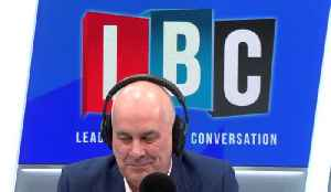 Moment Sir Nicholas Soames Phones LBC During Eton Phone-In [Video]