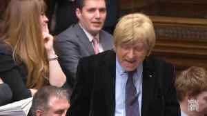 Tory MPs Behind Him Making Fun Of Michael Fabricant's Hair [Video]