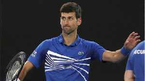 News video: Novak Djokovic's Attempt At An Australian Accent Left His Fan In Stitches