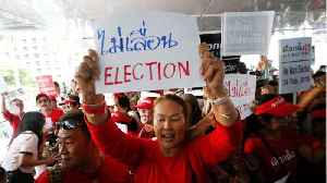 Thais To Vote In Long-Awaited Elections [Video]