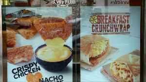 Taco Bell eyes Asia to drive overseas expansion [Video]