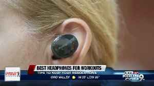 Consumer Reports: Best headphones for resolutions [Video]