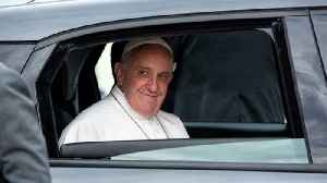 News video: Pope On Trump's Proposed Border Wall: 'It Is The Fear That Makes Us Crazy'