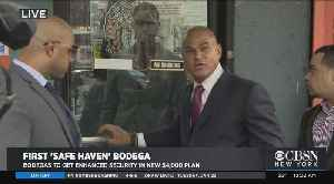 1st 'Safe Haven Bodega' In The Bronx [Video]