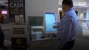 Cash-for-gold ATM opens in Florida [Video]
