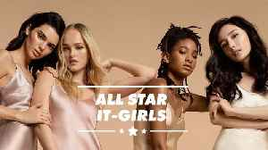 Kendall & Willow Smith join forces for Stuart Weitzman [Video]