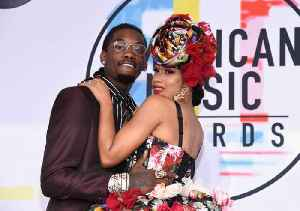 Cardi B Says She Wants to Go Home to Offset and Kulture [Video]
