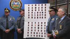 77 Alleged Heroin Opioid Dealers In Chester County Arrested In Operation Wildfire [Video]