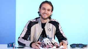 10 Things Zedd Can't Live Without [Video]
