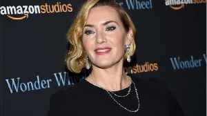 News video: Kate Winslet To Star On HBO Limited Series 'Mare of Easttown'