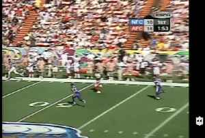 NFL Throwback: The highest scoring Pro Bowl ever [Video]