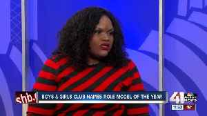 Boys and Girls Club names Role Model of the Year [Video]