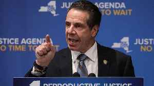 News video: Andrew Cuomo Touts Stronger Abortion Rights