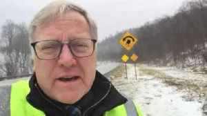 Reporter Update: PennDOT Looking At Plans To Make I-79 S-Bends Safer [Video]