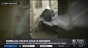 Demanding Answers: Homeless In The Subway [Video]