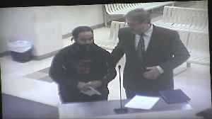 Accused Hacienda care-worker appears in court [Video]