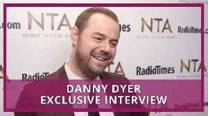 Danny Dyer on his NTA win [Video]