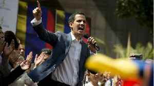 Canada Reportedly Will Recognize Venezuelan Opposition Leader As New President [Video]