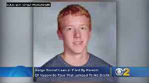 Judge Tosses Lawsuit From Parents Of Naperville Student Who Jumped Off Parking Garage To His Death [Video]