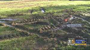Park In San Jose Left A Muddy Mess By College Championship Festivities, Recent Storms [Video]