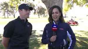 McIlroy: I'm ready to go [Video]