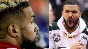 Odell Beckham Jr & Drake Being SUED For Nightclub FIGHT! [Video]